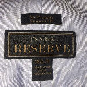 Jos. A. Bank Shirts - Jos A Bank men's blue dress shirt